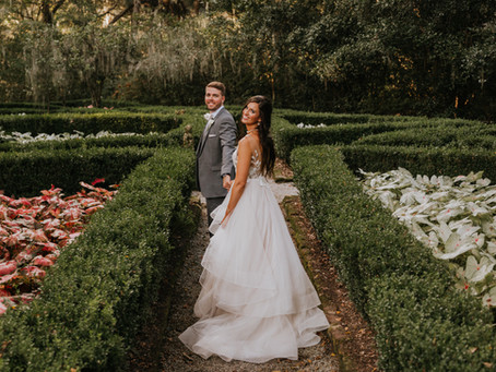 Stephanie & Bo | Magnolia Plantation Wedding in Charleston, SC