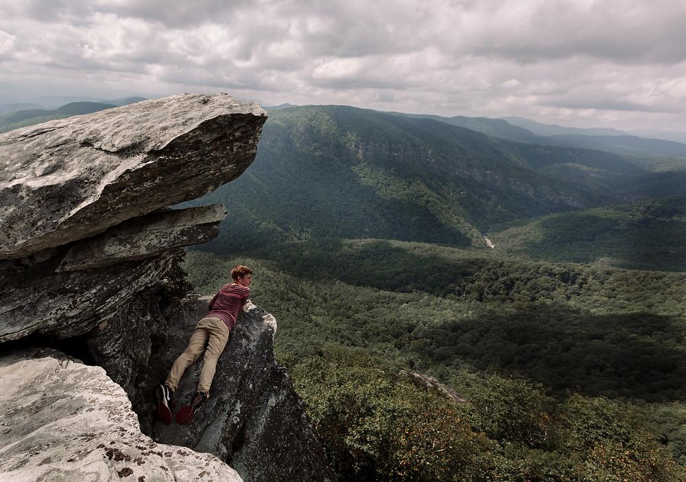 Cliffside dwelling