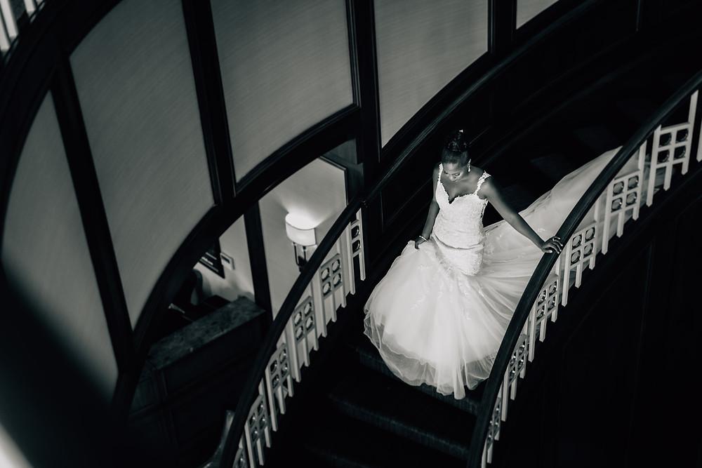 Bridestaircase