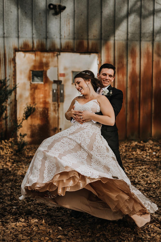 Atlanta Natural Light Wedding Photographers