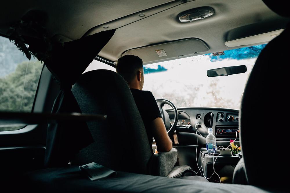 Honeymoon roadtrip