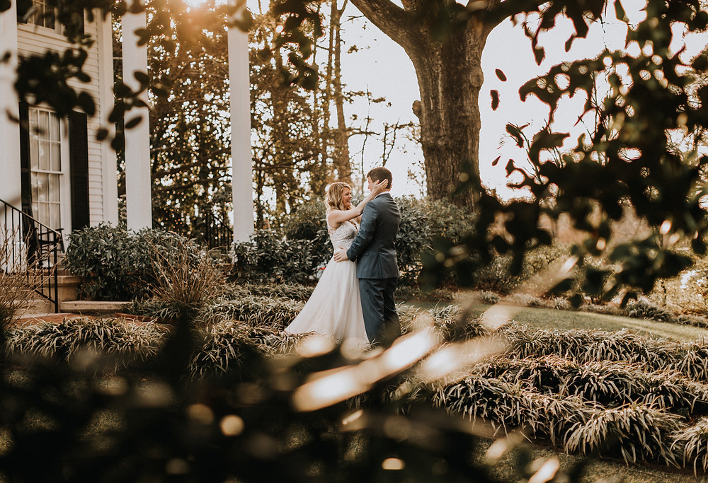 Flint Hill wedding photos