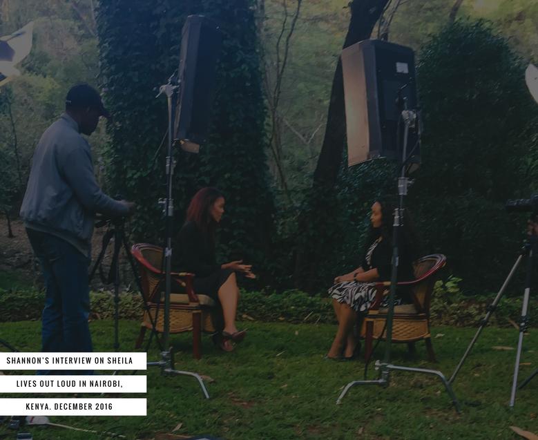 Courage Based Interview: Kenya December 2016