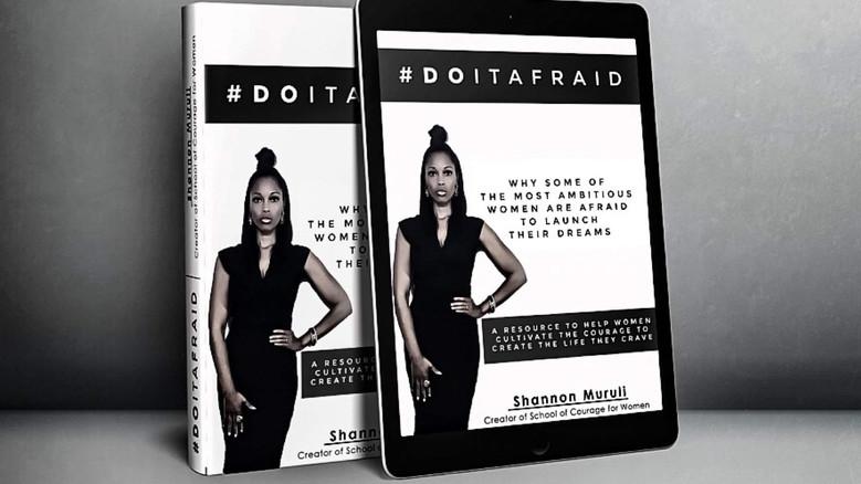 The #DOITAFRAID Audio Book