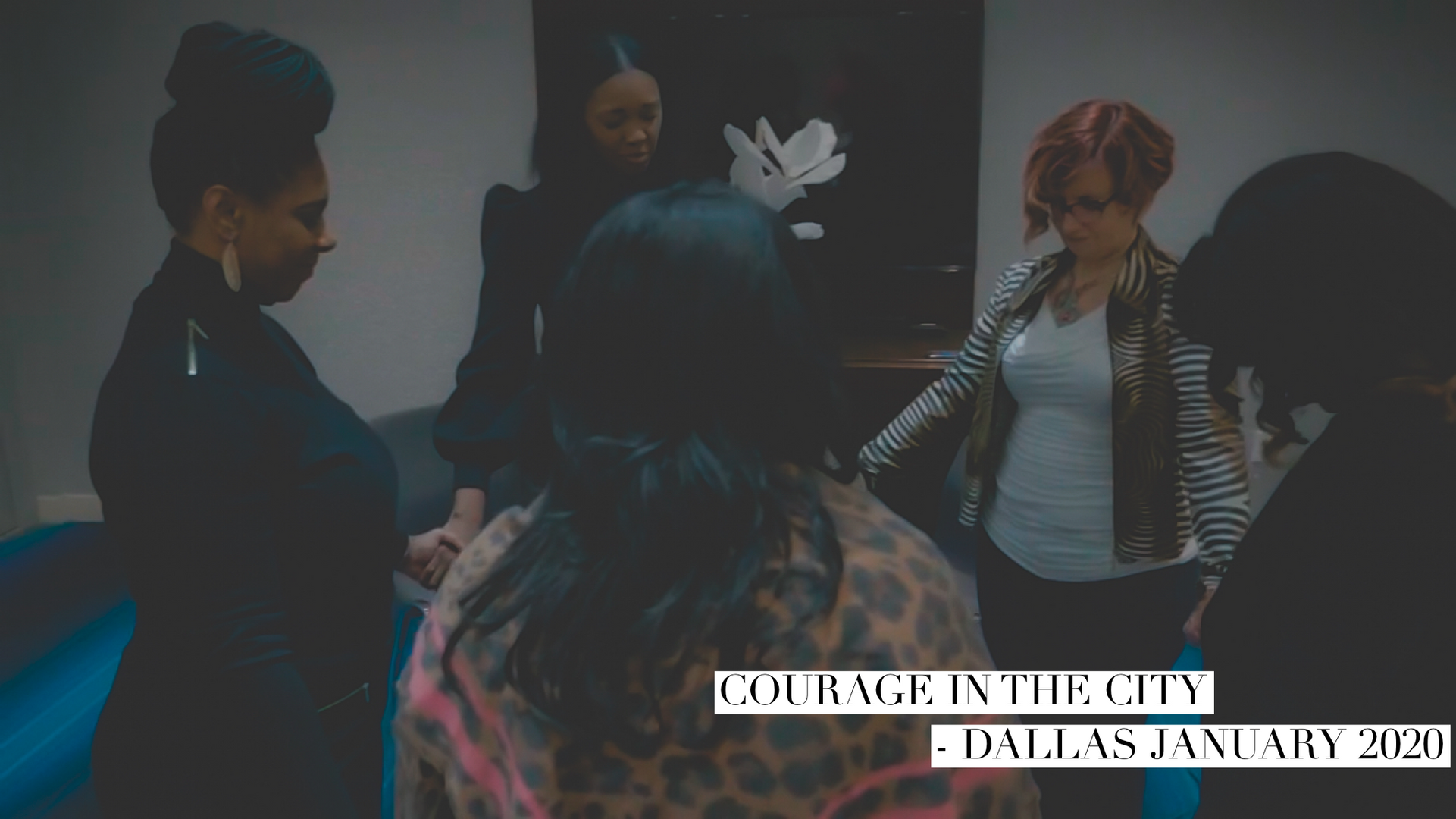 Courage In The City - Dallas, TX January 2020