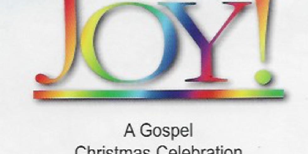 Joy! Gospel Christmas Cantata