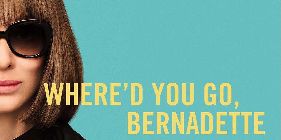 """Where'd you go Bernadette?""  - Cineflix in Ilfeld"