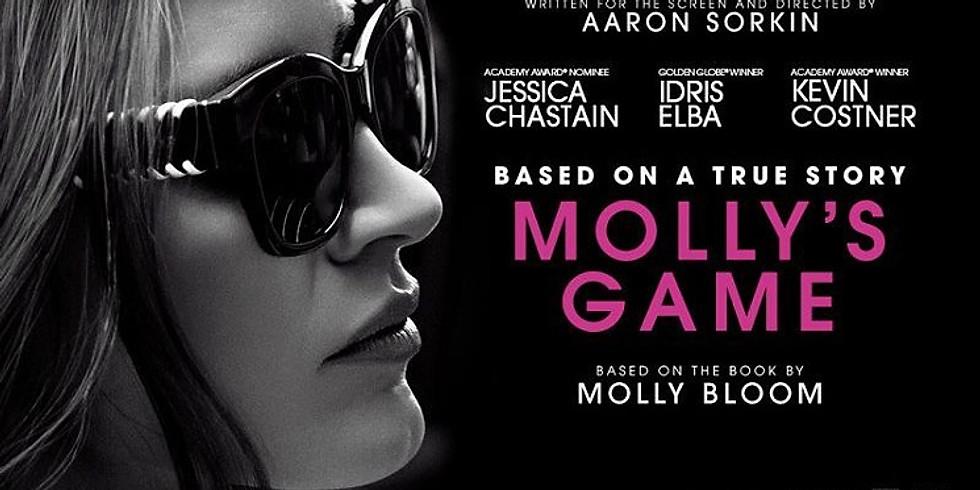 "Cineflix in Ilfeld  ""Molly's Game"""