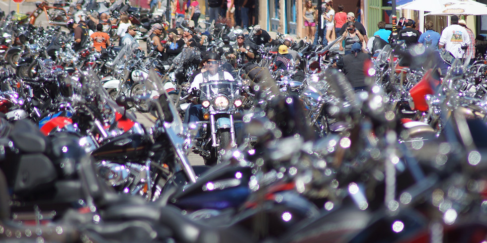 Rough Rider Motorcycle Rally
