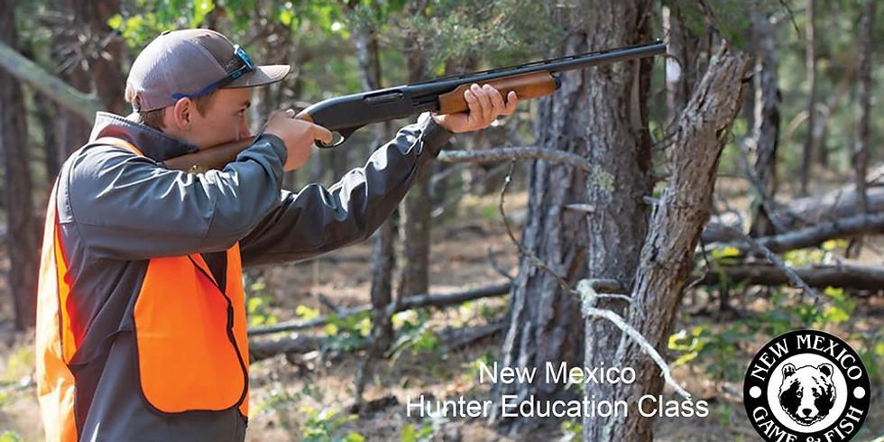 Pecos Hunter Education Class