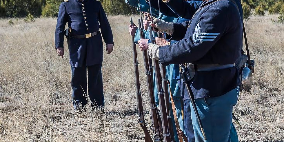 CANCELLED - Civil War Encampment 2020