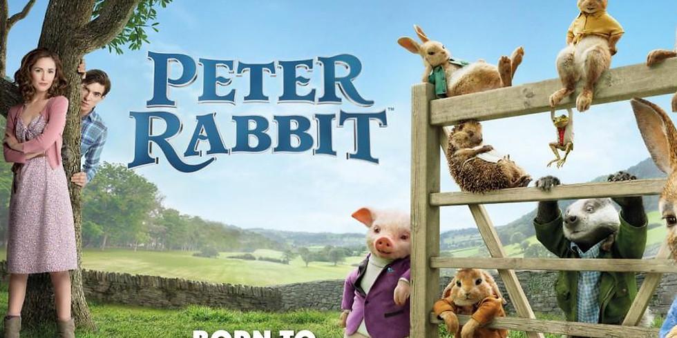 "Cineflix in Ilfeld  ""Peter Rabbit"""
