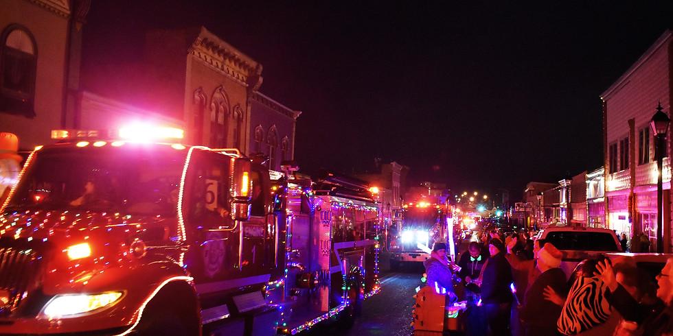Las Vegas Electric Light Parade 2018