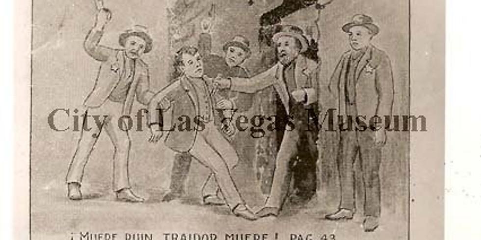 Silva & Brown: Notorious Outlaws of Las Vegas, NM