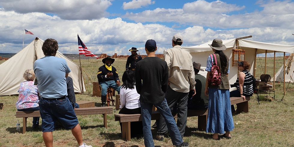170th Anniversary of the Establishment of Historic Fort Union
