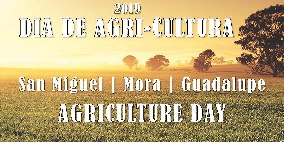 DIA DE AGRI-CULTURA