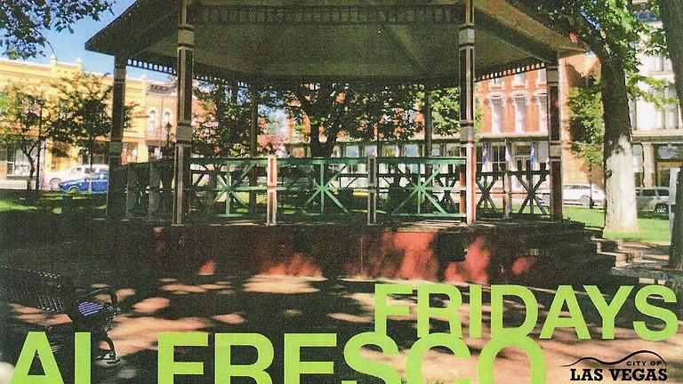 Fridays Al Fresco June 25