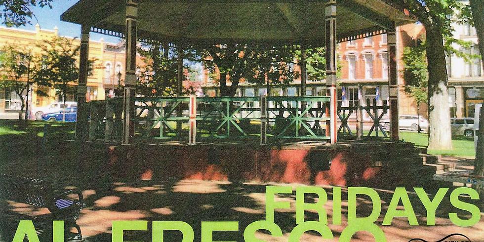 Fridays Al Fresco May 28
