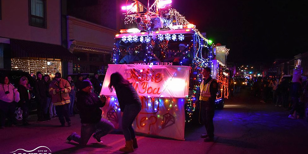 2021 Annual Electric Light Parade