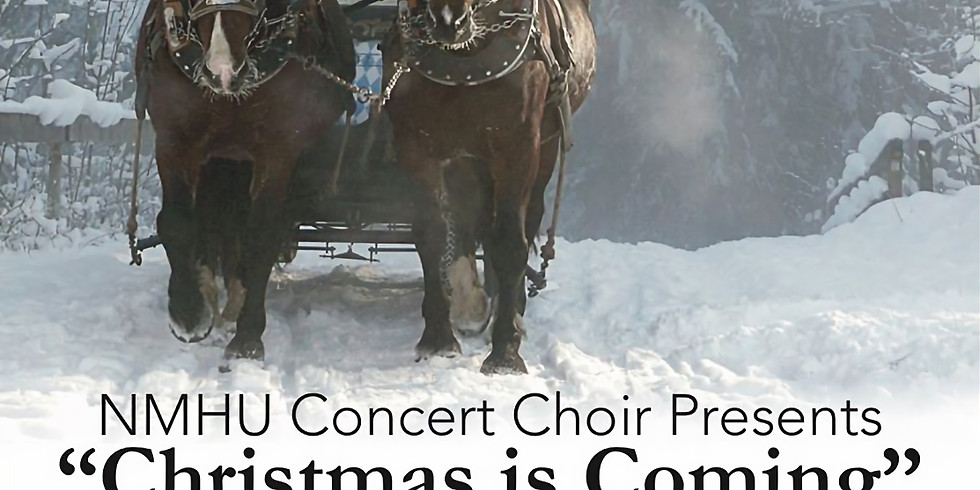 Christmas is Coming Choir Concert