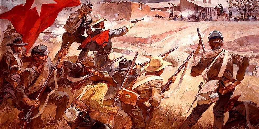 CANCELLED - Lecture Series: Battle of Glorieta Pass: Gettysburg of the West