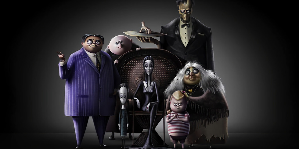 Addams Family Rated PG