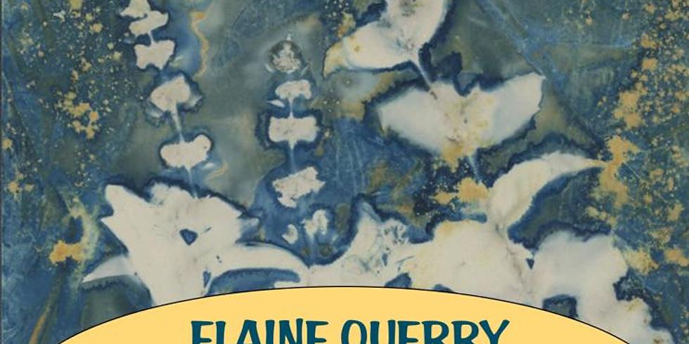 Elaine Querry - Alchemy of Blue: Wet Cyanotype Botanicals