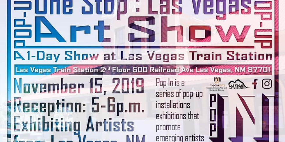 Pop-Up One Stop: Las Vegas Art Show