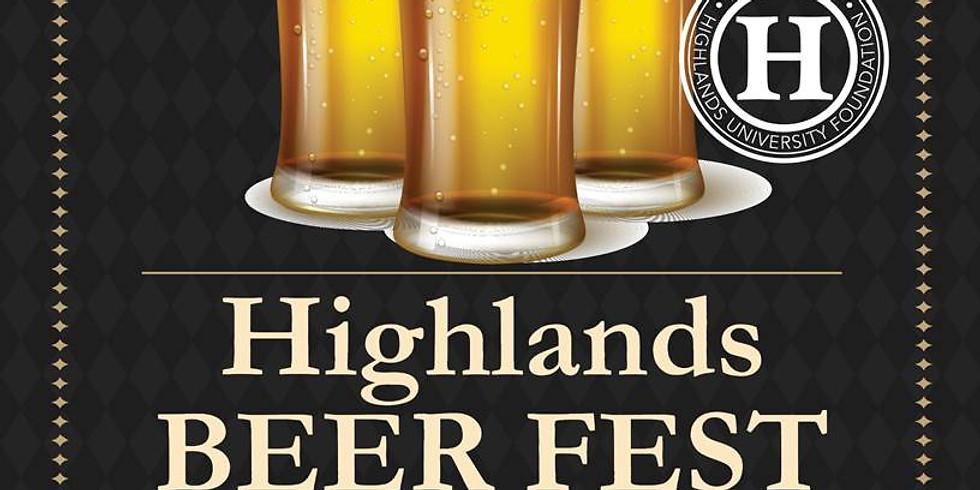 Highlands Beer Fest