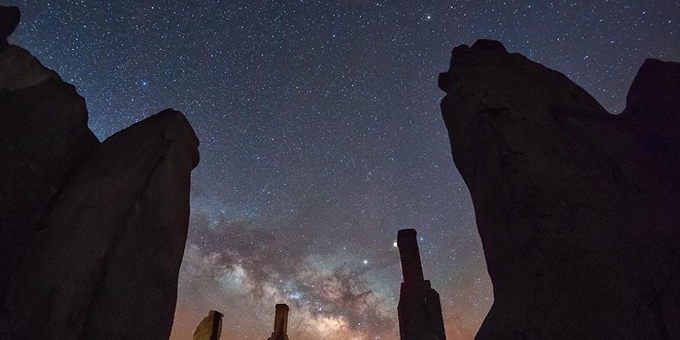 Fort Union National Park 2021 Night Sky Program- Full Moon