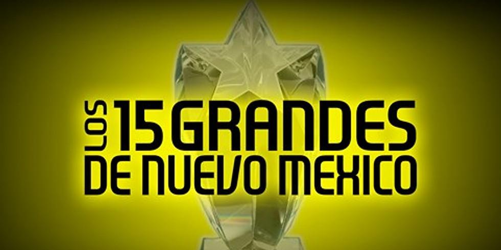 LOS 15 GRANDES DE NUVEO MEXICO