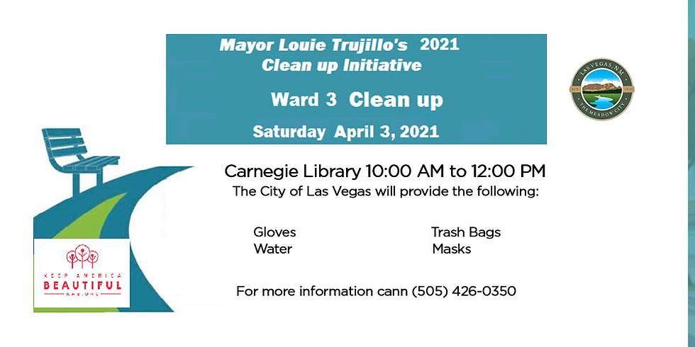 Mayor Louie Trujillo's 2021 City Wide Clean-Up Initiative