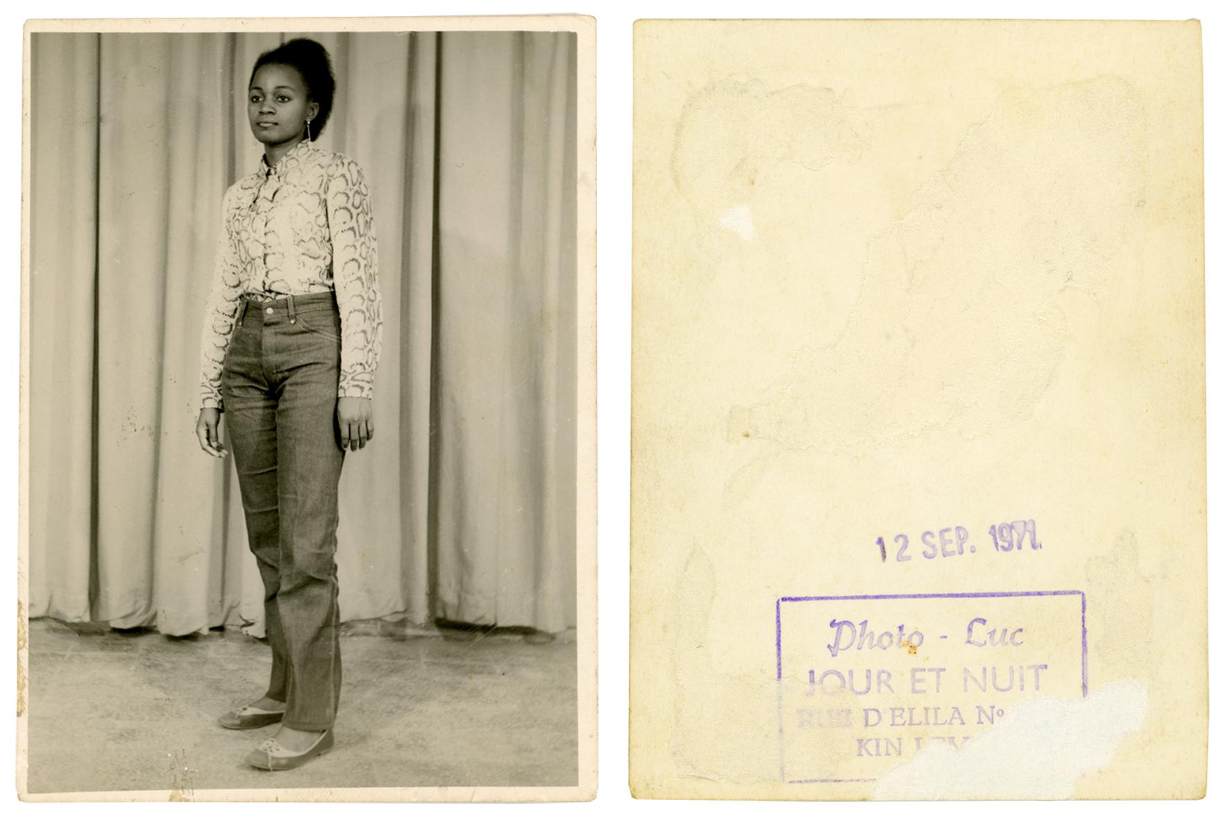 2. Photo Luc 12 Sept 1971