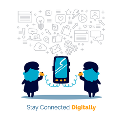 How to Stay Connected to your Clients & Customers Amidst COVID-19