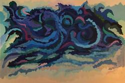 Water color painting by shikha bajaj