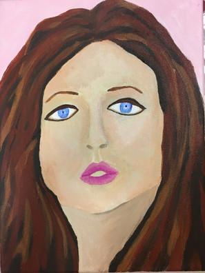 Portrait By Arushi (11yrs)