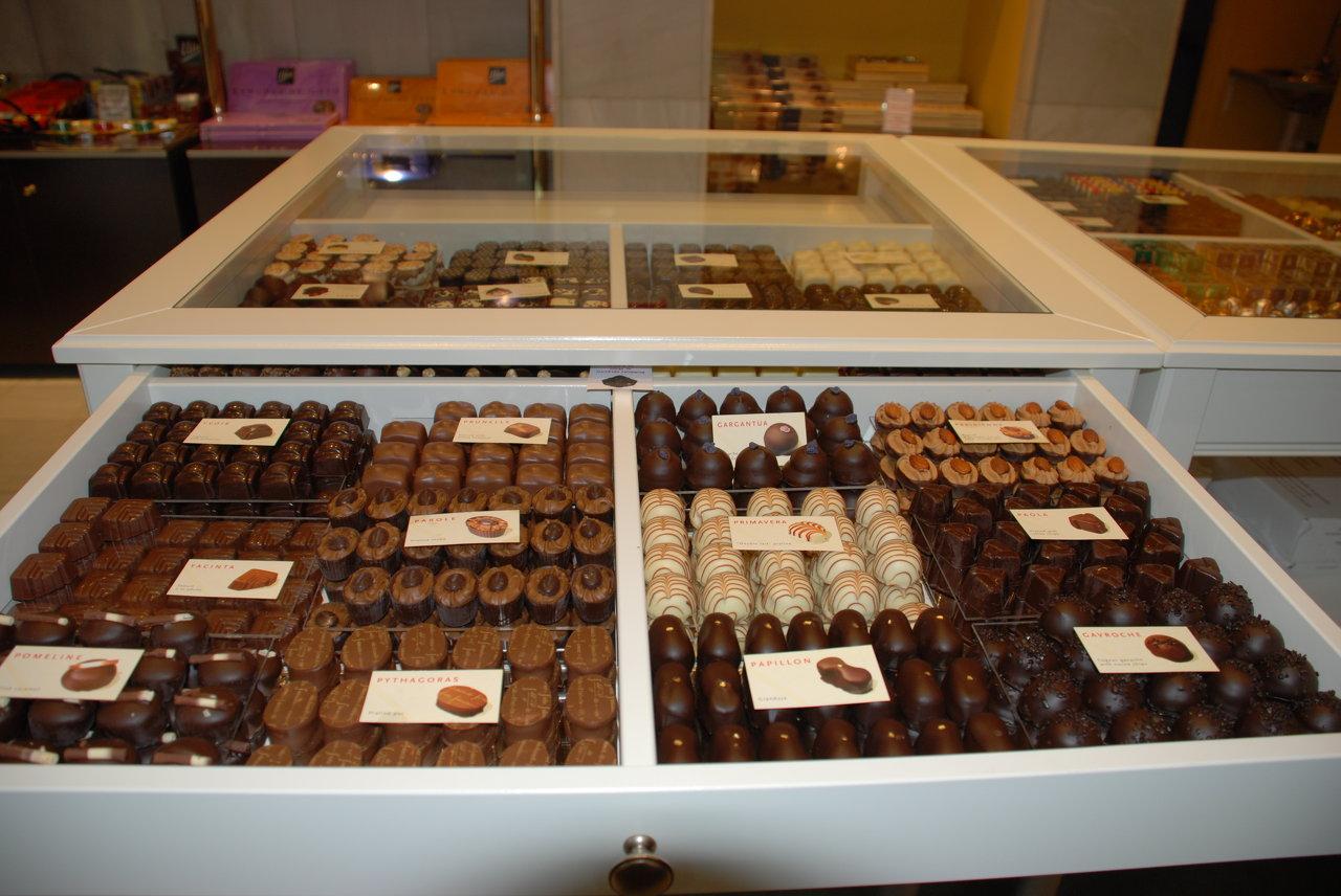 Bombon Belga Kims Chocolat