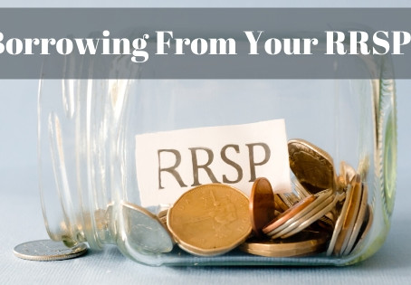 Borrowing From Your RRSP's