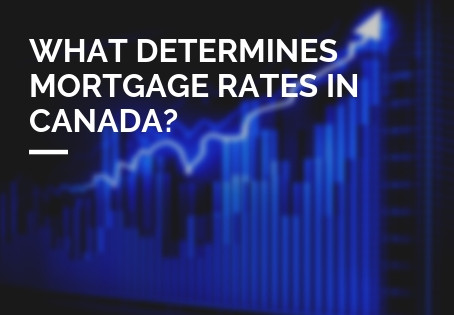 What Determines Mortgage Rates in Canada?