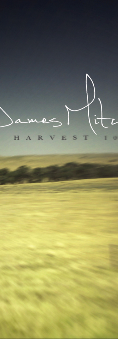 "JAMES MITCHELL ""Harvest 10"""