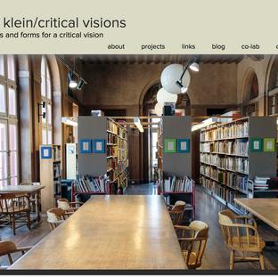 Paul Klein Critical Visions