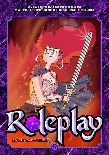 Livro-jogo Roleplay