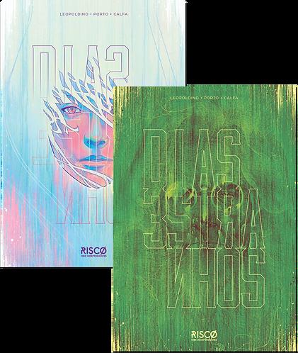 Dias Estranhos - Vols.2 e 3