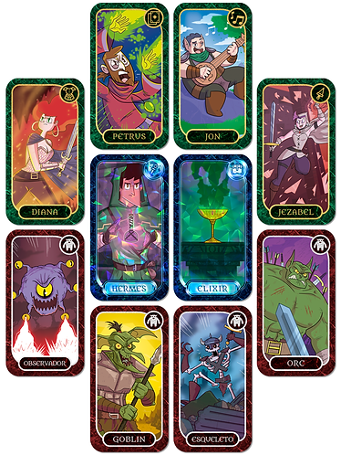 Cards Roleplay