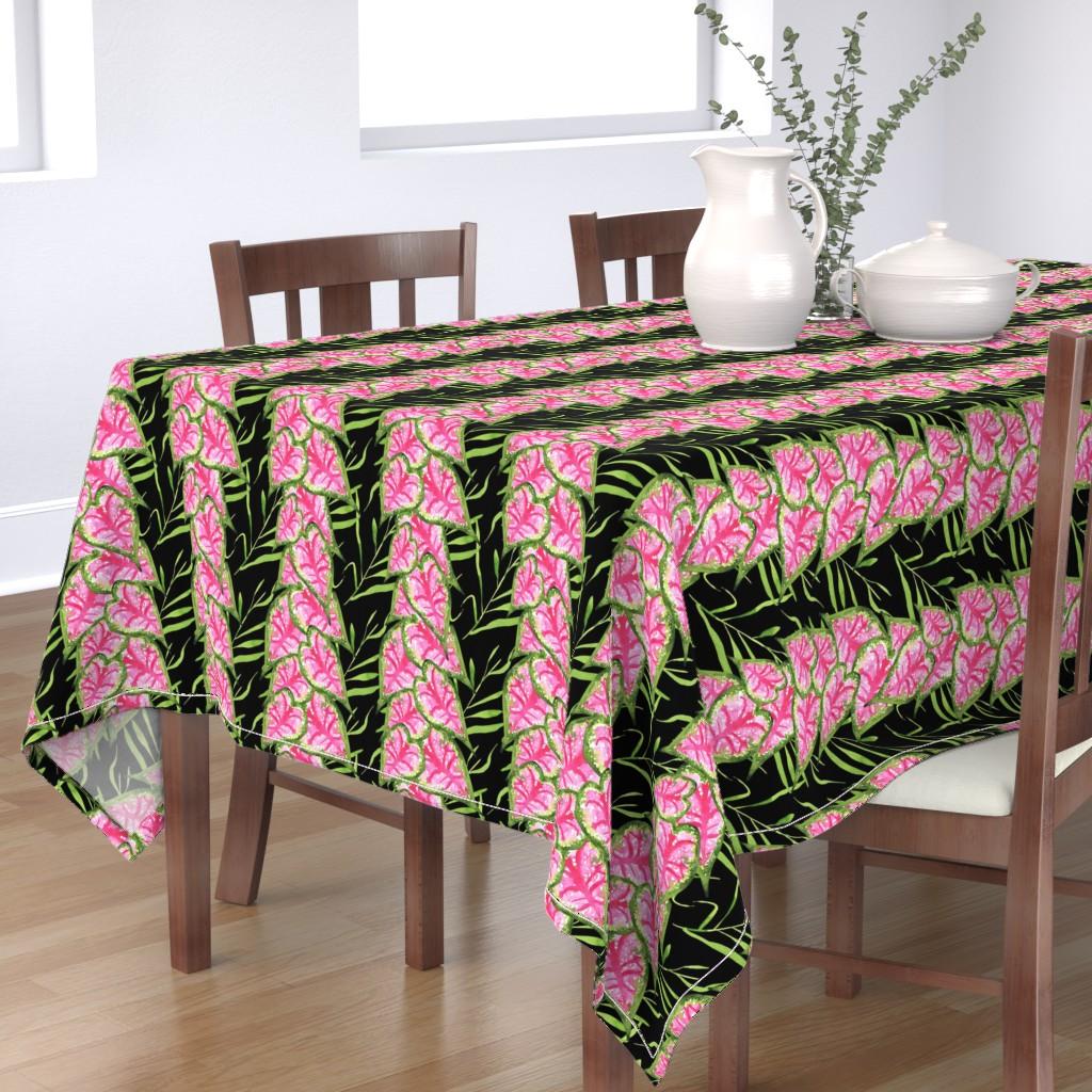 Table Cloth Caladium