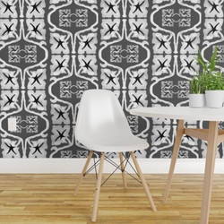 Wallpaper Blak White