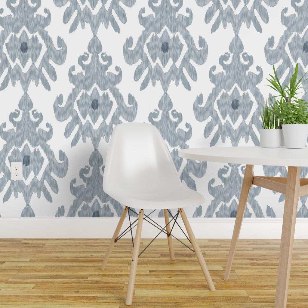 Wallpaper Slate Blue