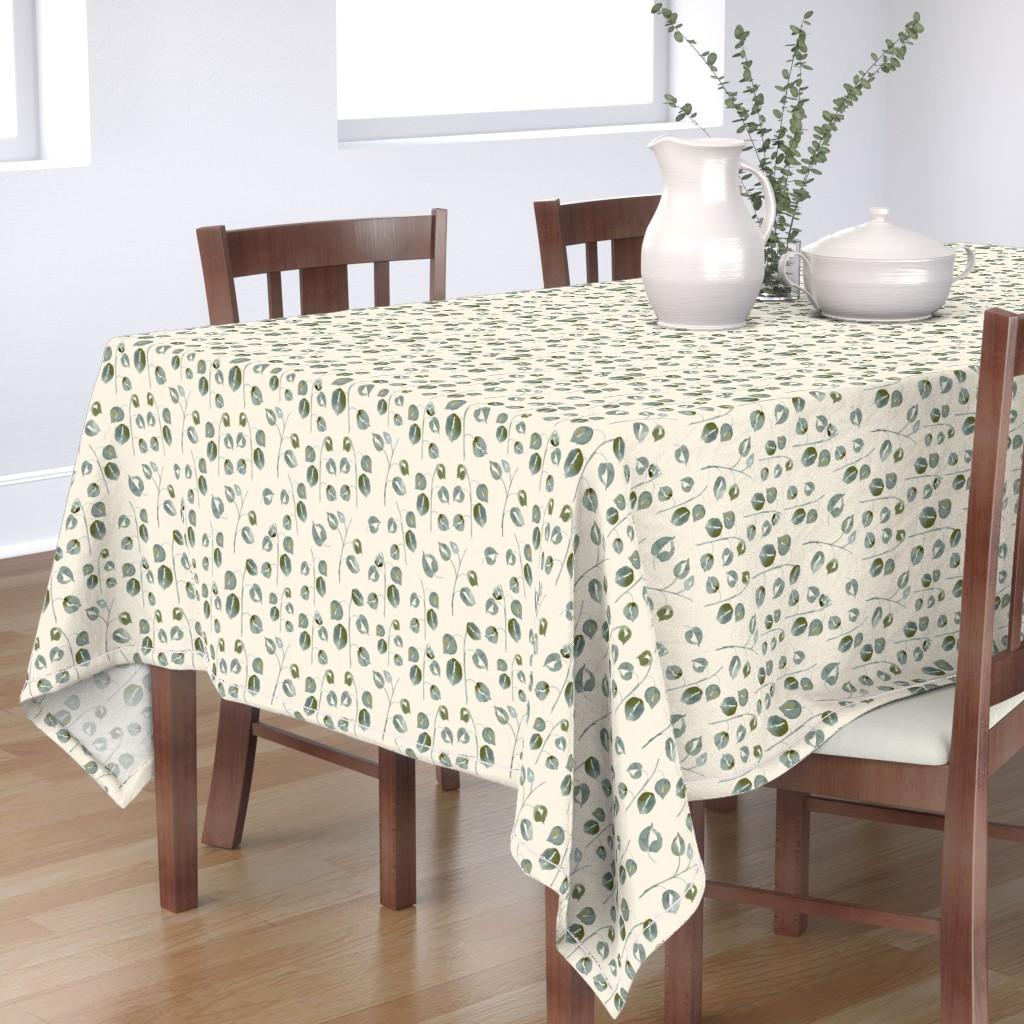 Table Cloth Leaf