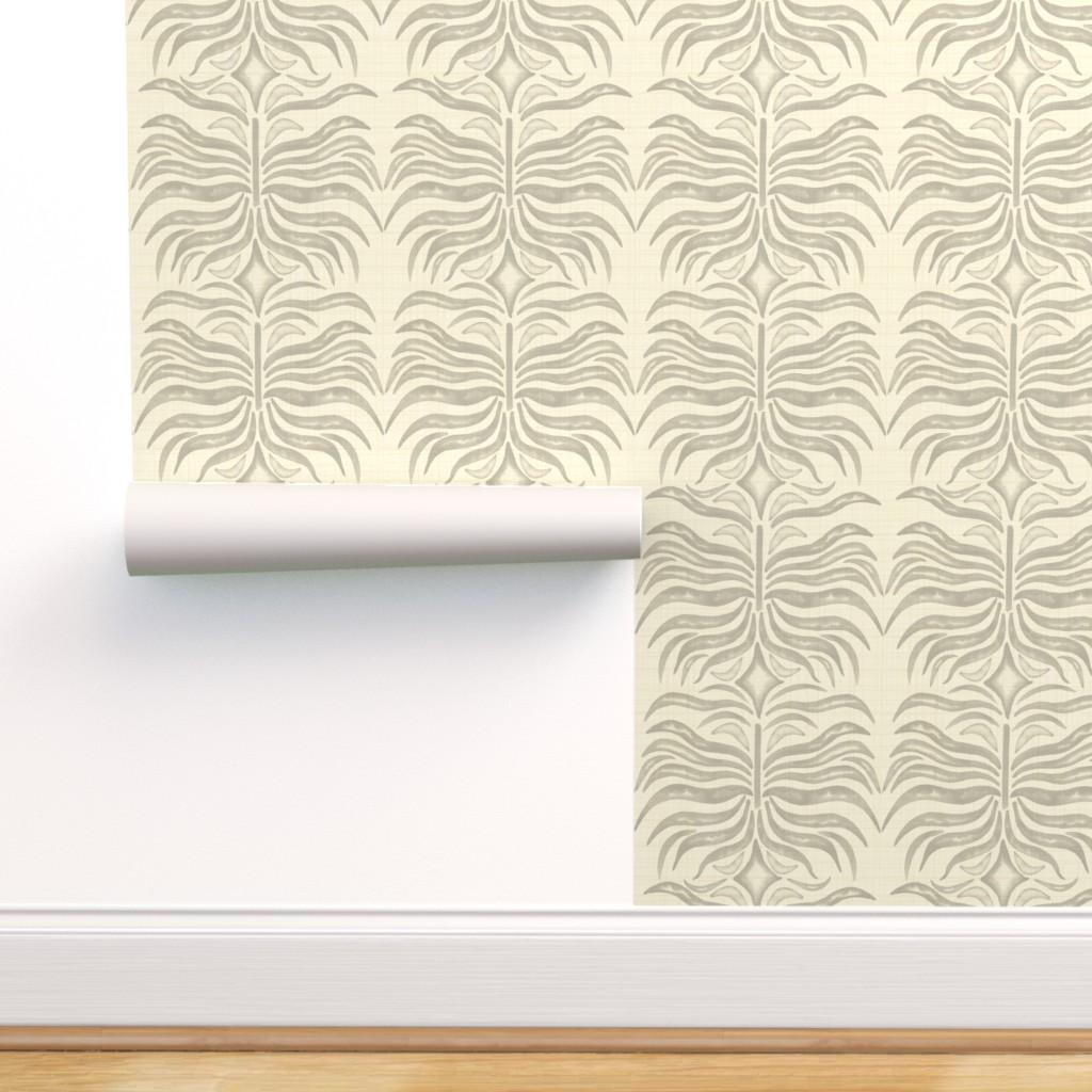 WallPaper Cream Tan