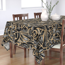 Table Cloth Abstract
